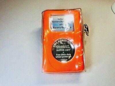 - New Silicone iSkin eVo2 Lava Cover Case for iPod Classic Generation 4th. 40GB.