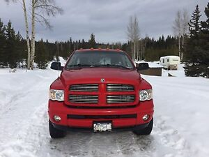 Dodge Cummins 2004 single cab like new