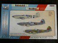 MPM 1//72 Spitfire Mk.24//Seafire Mk.46 PE Detail Set p//n K 72023