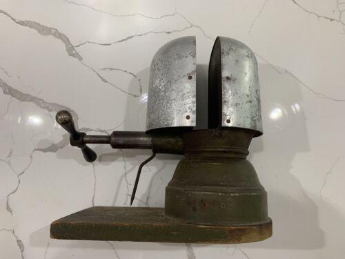 Antique Hat Making Blocking Stretcher Sizer Millinery Machine 003