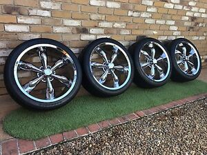4x4 22inch Wheels and tyres Ormiston Redland Area Preview