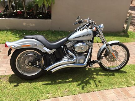 Harley Davidson FXST Softail Dalkeith Nedlands Area Preview