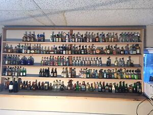 Sample bottle collection