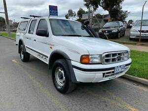 2002 Ford Courier D/Cab Turbo Diesel Manual Shepparton Shepparton City Preview