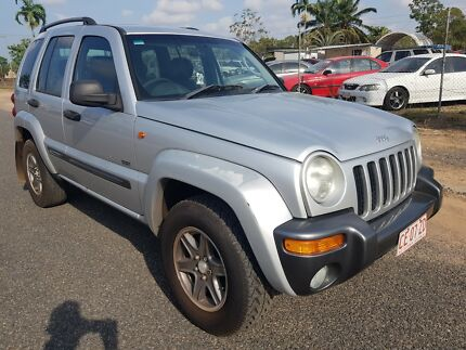 2007 Jeep Cherokee SPORT (4x4) Holtze Litchfield Area Preview