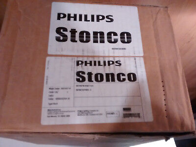 New Philips Stonco Outdoor 150w Metal Halide Light Bronze Wpm150pmal-8