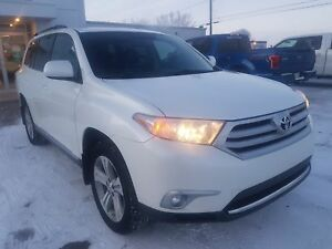 2012 Toyota Highlander V6 Limited
