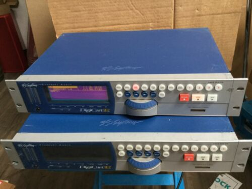 DigiCart E-3000  Ethernet Audio Recorder Used Free Shipping