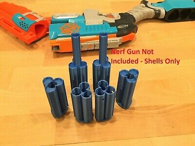 Mega Blaster (Slug, Mega, 3 Shot Nerf Compatible Zombie Strike Sledge Fire Blaster)