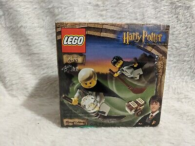 LEGO Harry Potter Flying Lesson (4711) New Sealed Excellent