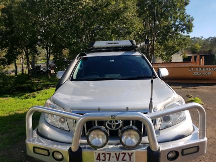 Toyota prado gxl, 2010 with many EXTRAS.NEGOTABLE