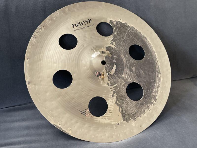 """Sabian HH O-Zone Chinese 16"""" Brilliant Finish Prototype Custom"""