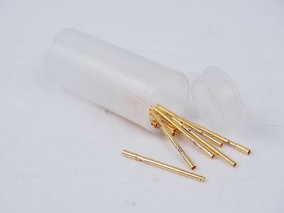Lemo Egg.3b.660.zzm Tube Of 12 Pins Circular Push Pull Connectors