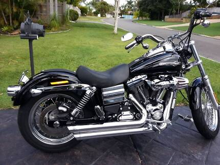 2013 dyna superglide custom 2016 klm Mooloolaba Maroochydore Area Preview