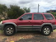 Mazda Tribute Luxury - 4WD, V6 - Great car for backpacker or teen Brisbane City Brisbane North West Preview