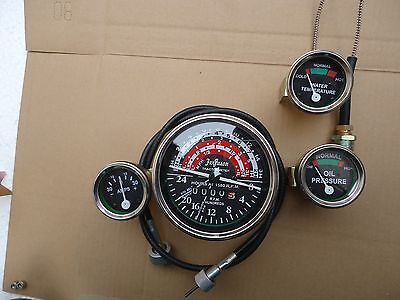 Massey Ferguson Gauges Tachometer Cable Fits Mf35mf50mf65mf135mf150 Tractor