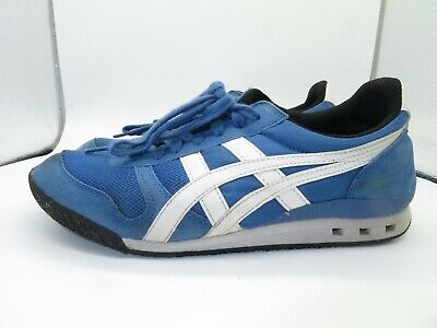 Onitsuka Tiger Ultimate 81 Sneakers Shoes Youth 4 Blue White Womens 6.5