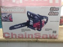 Homelite Chainsaw (made by ryobi) Willetton Canning Area Preview