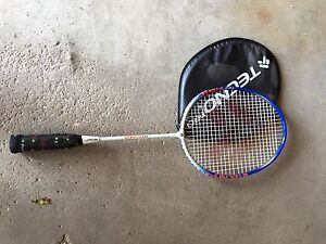 Junior badminton racket