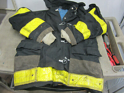 Size 40 34 Cairns Msa Fire Fighter Turnout Jacket Vgc