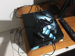 PlayStation 4 + Games + Controller Yamanto Ipswich City Preview