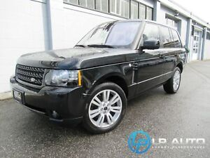 2012 Land Rover Range Rover HSE! Only 99000kms! LOADED! Easy App