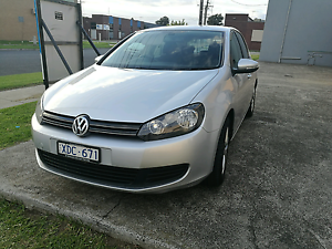 Vw GOLF comfortline diesel 2 liter turbo  automatic Mentone Kingston Area Preview
