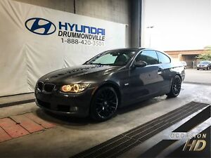BMW 328XI COUPE + MAGS + CUIR + TOIT + CRUISE + WOW !