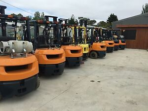 Toyota forklifts for HIRE-TRY-BUY - Cheapest hire in Melbourne Melbourne CBD Melbourne City Preview