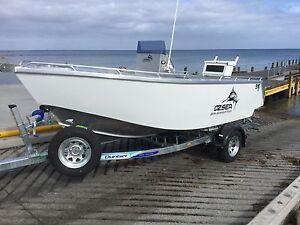 Ozsea plate aluminium boats Seaford Frankston Area Preview