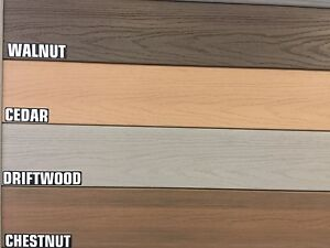 PVC Genovations decking, $1.50 linear foot Fall sellout!