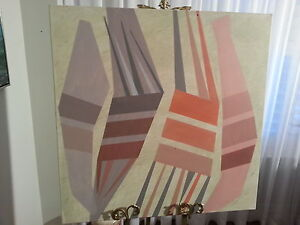 Sally Holcomb Blackwell Canadian Abstract Paintings