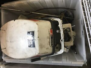 1977 Johnson Outboard 4 HP