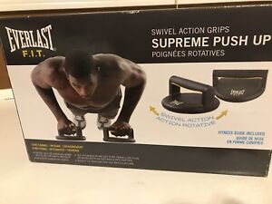 Everlast Supreme FIT Push Up