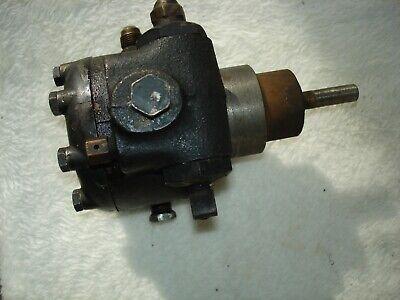 Dynatherm Oil Burner Suntec Sundstrand Furnace Boiler Fuel Pump J3cd 200 Exc