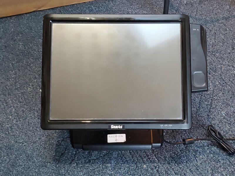 3 pos system restaurant sam4s spt-4700  (willing to sell individually as well)