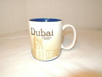 Starbucks Mug Dubai United Arab Emirates Collector's Series 16 Fl. Oz. 2015