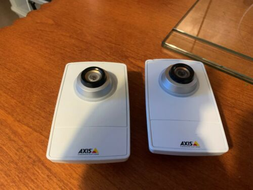 Two Axis M1014 Network Camera