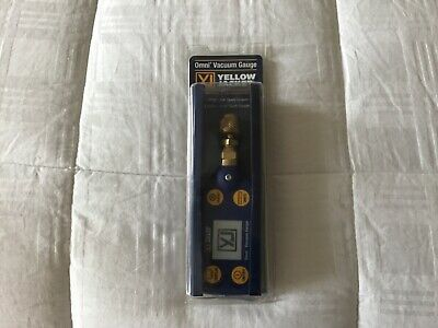 Yellow Jacket 69020 Omni Digital Vacuum Gauge. Never Used
