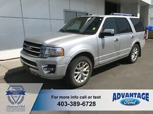 2016 Ford Expedition Limited Leather - Heavy Duty Trailer Tow