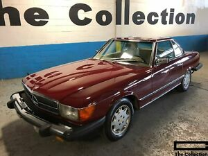 1977 Mercedes-Benz 450 SL 11817