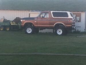 79 ford bronco