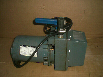 Lammert Vacuum Pump 10302 Sargent-welch
