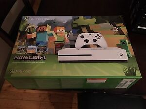 XBox One Minecraft Edition - Never Opened
