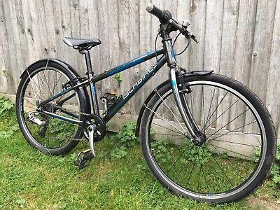 isla bike, beinn 24, black, with gears