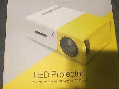 Portable 1080 Mini HD LED Projector