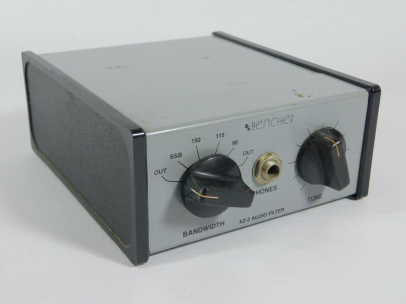 Bencher XZ-2 Ham Radio Noise Audio Filter (good condition)