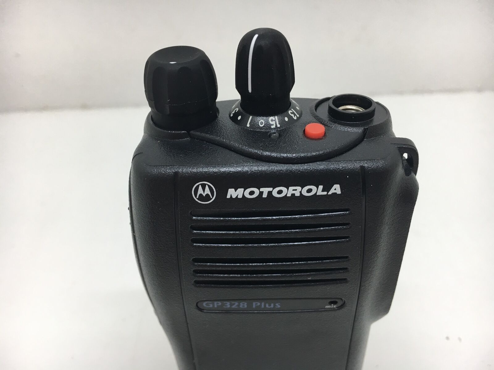 Globe Roamer Motorola AZH38SDC9AA3 GP328+ 16 Channel UHF Range 2 Portable  Radio | Shopping Bin - Search eBay faster