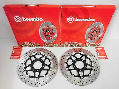 Brembo Bremsscheiben Bremse vorne komplett Suzuki GSX-R, GSXR, 600, 750, 1000