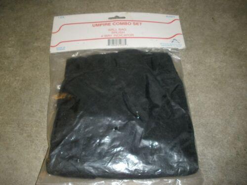NEW Umpire Combo Set USET Athletic Specialties Ball bag, Brush, 4 way Indicator